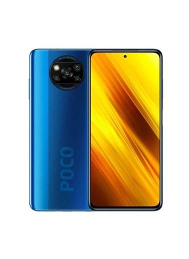 Xiaomi Poco X3 64 GB Blue Mavi